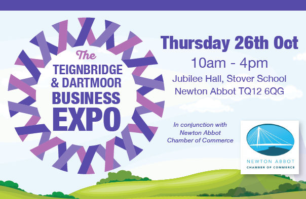 Teignbridge and Dartmoor Business Expo exhibitors information and booking form